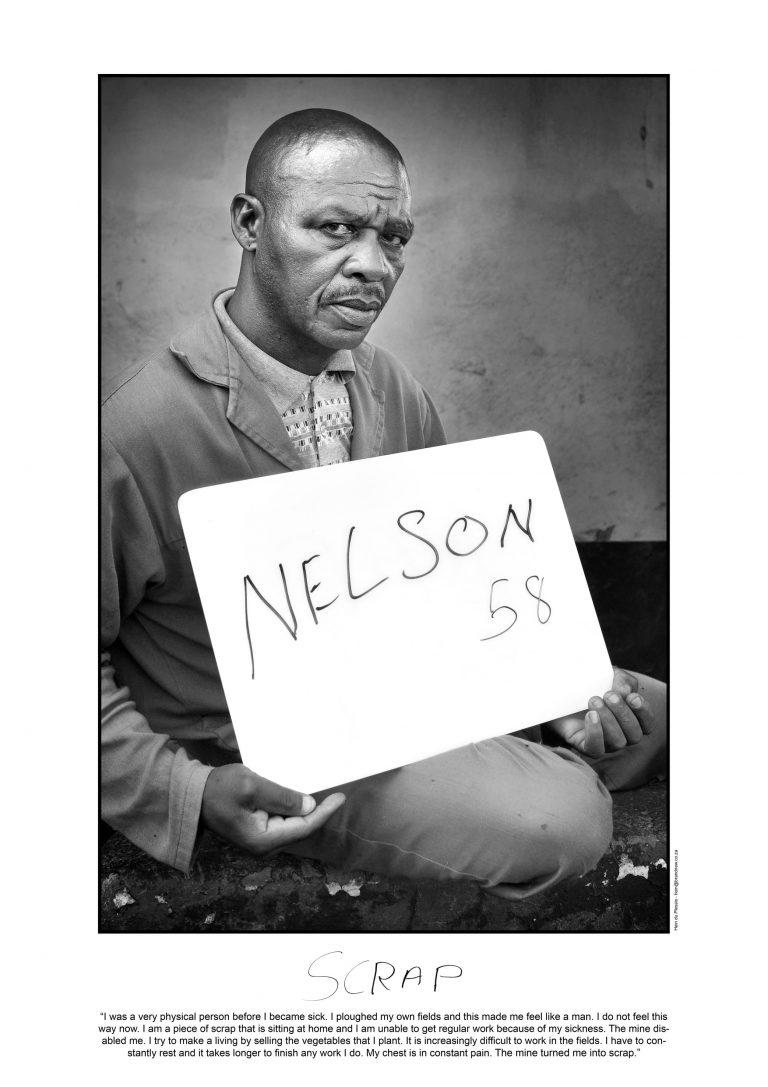 Nelson Scrap Cap Small