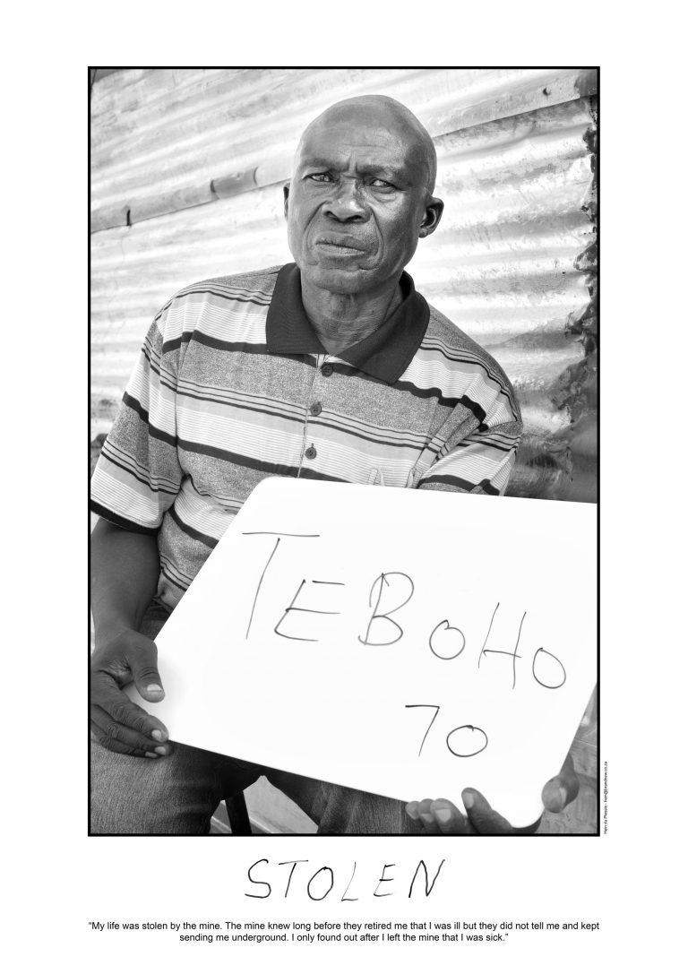 Teboho Stolen Cap Small